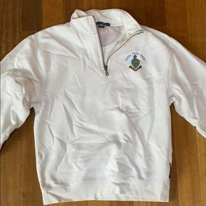 Sweaters - Tri Delta Quarter Zip